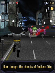 Battle And Dash Through Gotham And Gorilla City In Batman & The Flash: Hero Run