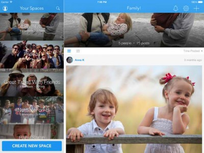 Cluster 2.0 Features Universal Support For iPad Plus Video And Note Sharing