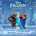 Let It Go! Don't Hold It Back Anymore With The New Disney Karaoke: Frozen App For iPad