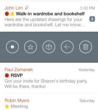 Action-Based Email App Dispatch Goes 2.0 With Folder Access Support And More