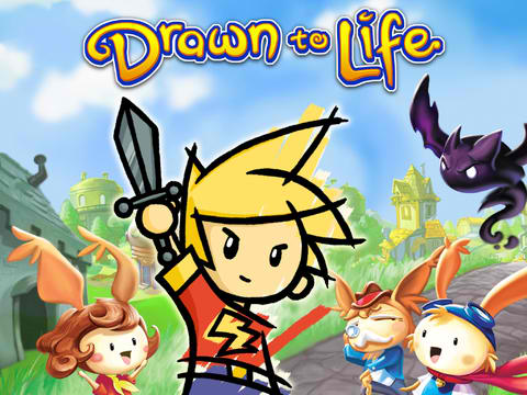 Acclaimed Nintendo DS Action-Adventure Game Gets Drawn To Life On iOS