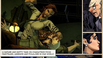 Telltale Games' The Wolf Among Us Goes Free As IGN's Game Of The Month