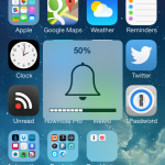 Cydia Tweak: Voltage Adds A Useful Percentage Indicator To The Volume HUD