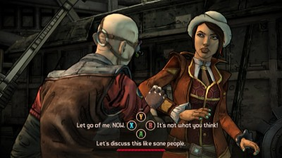 Telltale Games Gives Us A Closer Look At Its Upcoming Tales From The Borderlands