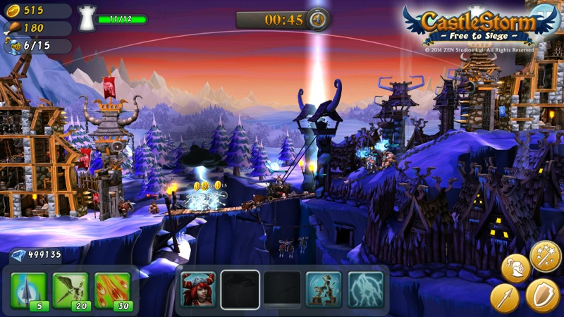 CastleStorm - Free To Siege Is Set To Hit The App Store This Week