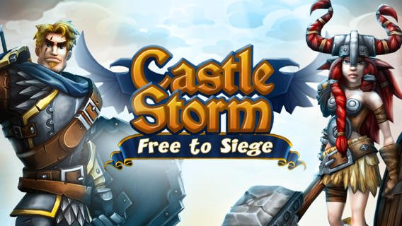 Zen Studios Launches CastleStorm - Free To Siege On The App Store