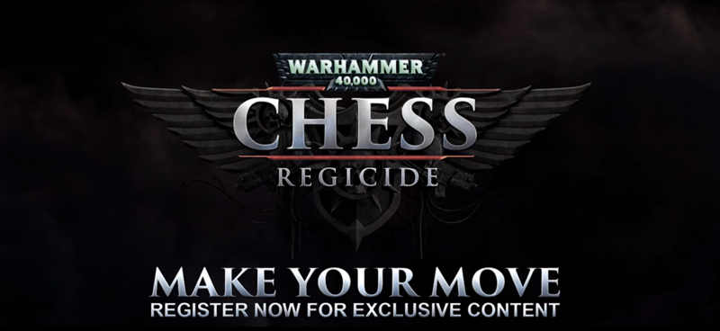 Warhammer 40,000: Chess - Regicide Is Coming To iOS Later This Year