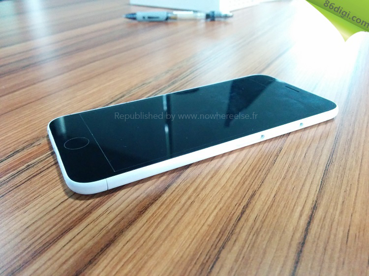 This iPhone 6 Mockup Shows A Bigger, 4.7-Inch Handset Based On Real Designs