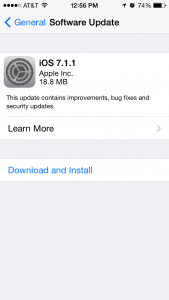 Here's More Proof That iOS 7.1.1 Can Be Jailbroken, But Will We See A Public Release?