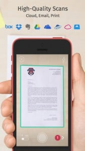 Scanbot, The Best Document Scanner For iPhone, Just Got A Nice Update