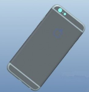 New Foxconn Renders Provide A Closer Look At Apple's Bigger, 4.7-Inch iPhone 6
