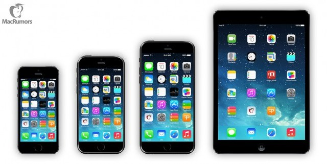 Ahead Of Apple's Bigger, 5.5-Inch iPhone 6, One-Third Of All Smartphones Are Phablets