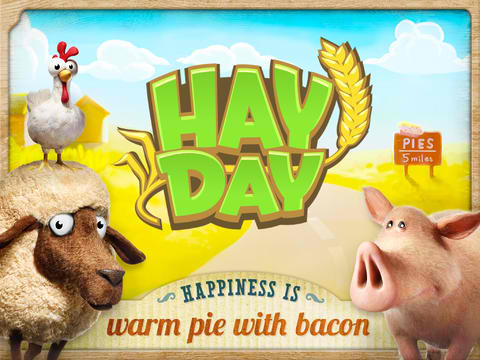 Go To Town With The Latest And Biggest Update To Supercell's Hay Day