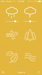 Create Your Own White Noise With The Freedom Of Noisli