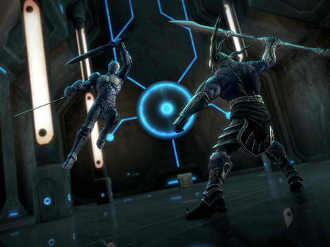 Infinity Blade III Lets You Hack And Slash Some More With Its New Blade Masters Update