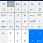 Powerful Calculator App PCalc Updated With A Number Of Improvements