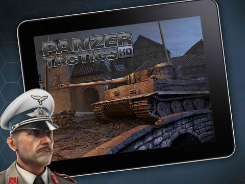 Popular Nintendo DS War-Game Now Available For iPad As Panzer Tactics HD