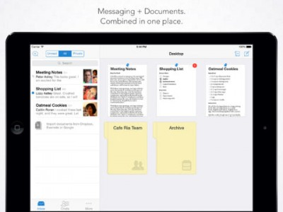 Collaborative Word Processing App Quip Goes 2.0 With Publishing, Search And More