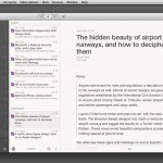 Popular OS X Feed Reader Returns: Reeder 2 For Mac Is Out Now In The Mac App Store