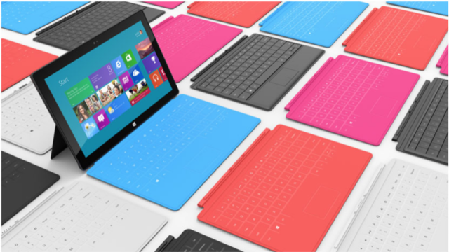 Microsoft Looks Set To Take On Apple's iPad mini With A Smaller Surface Tablet