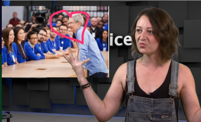 AppAdvice Daily: Lunch With Tim Cook Is Not Cheap, iTunes Gift Card Giveaway And Android iMessage Bug