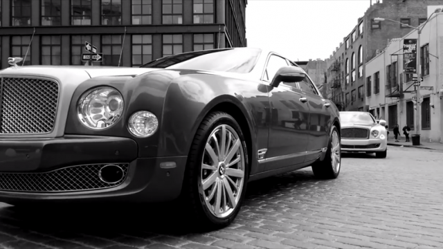 Bentley's Latest Ad Was Shot On An iPhone 5s, Edited On Apple's iPad Air