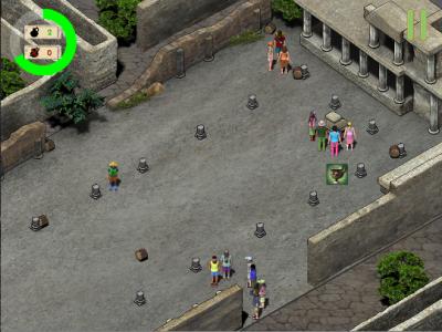 Loot Pursuit: Pompeii Makes Math A Thrilling Ancient Roman Adventure