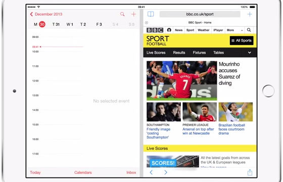 Apple's iPad Split-Screen Multitasking On iOS 8 Not Yet Ready For WWDC Unveiling
