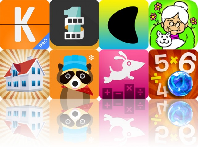 Today's Apps Gone Free: Kayak Pro, 1 Second Everyday, Echo And More