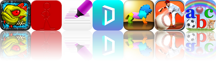 Today's Apps Gone Free: Zombie Fish Tank, Cinemation Studio, PDF Cabinet And More