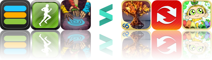 Today's Apps Gone Free: iAchievement, Run Tracker, Bam Fu And More