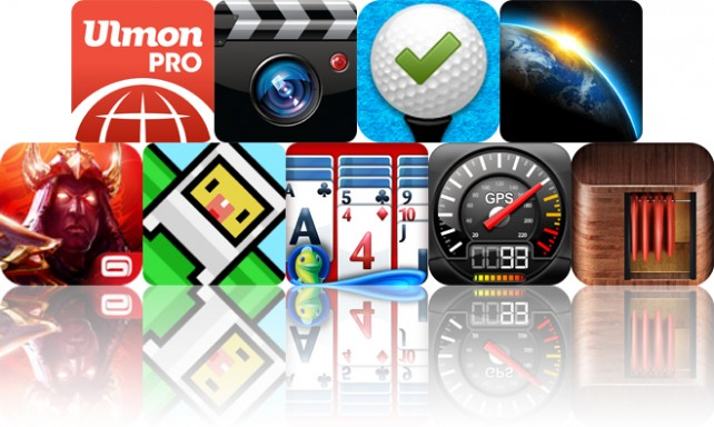 Today's Apps Gone Free: City Maps 2Go, Movie FX Cam, Golf Shot Fixes And More