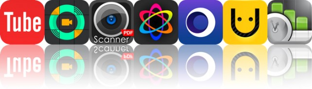 Today's Apps Gone Free: Tube, Gridplay, Pocket Scanner And More