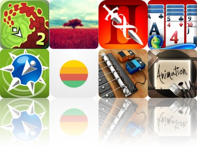 Today's Apps Gone Free: Tilt To Live 2, Gloomlogue, Infinity Blade II And More