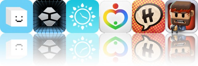 Today's Apps Gone Free: Tofu Go, Beat Drift, WakeApp Weather And More