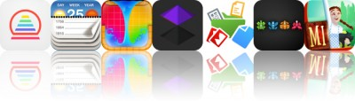 Today's Apps Gone Free: Alayer, Calendarium, LiquidSketch And More