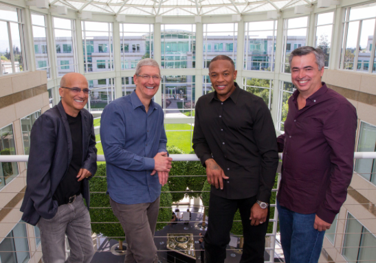 In A Memo To Apple Employees, Tim Cook Touts A 'New Chapter' With Beats Purchase