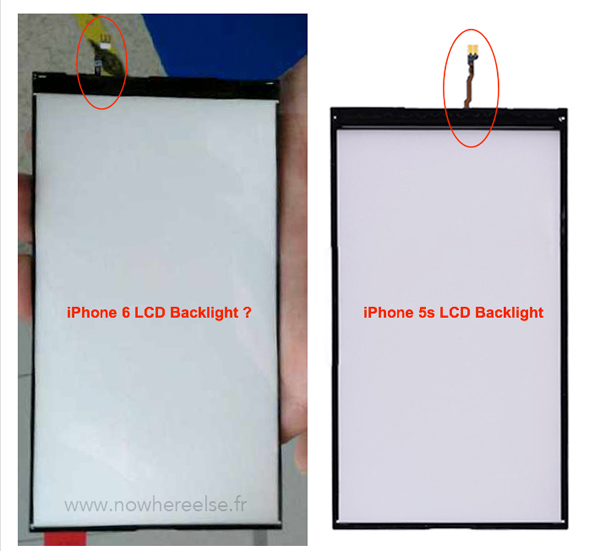 Is This The 'iPhone 6' Backlight Panel?
