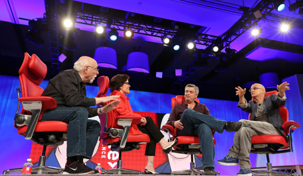 Watch The Complete Interview With Apple's Eddy Cue And Jimmy Iovine
