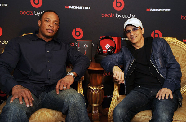 Report: Apple May Introduce Jimmy Iovine, Dr. Dre At WWDC