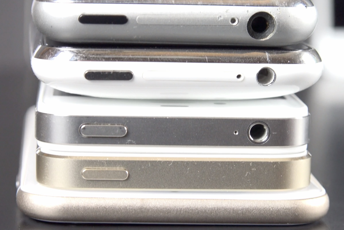 How Does Apple's Bigger, 4.7-Inch iPhone 6 Compare With Previous iPhone Models?