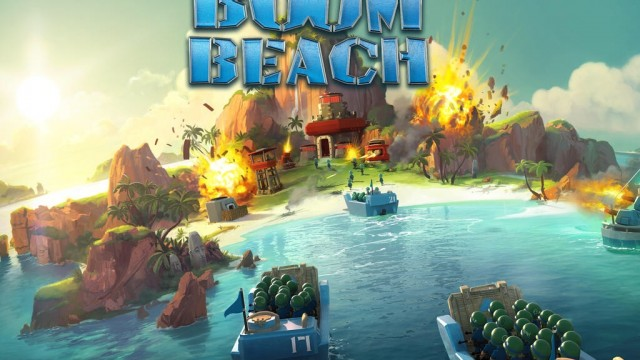 Clash Of Clans Follow-Up Boom Beach Gains Gameplay And Graphics Enhancements