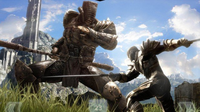Go Get It: Infinity Blade II Goes Free For A Limited Time Only
