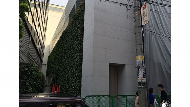 Apple's Eco Efforts Continue With Leaf Curtain In Its Upcoming Japan Store