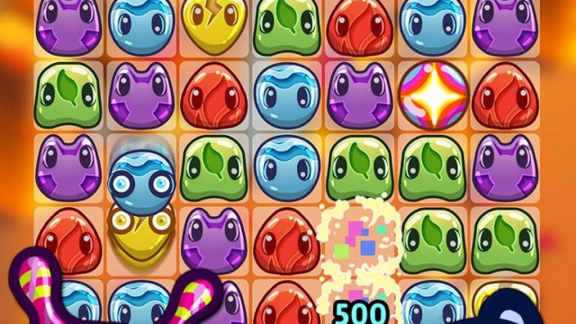 Enter DeNA's World Of Thingies To Experience A New Match-3 Puzzle Game