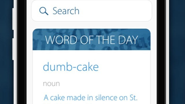 LookUp, A Quick And Elegant iPhone Dictionary, Goes Beyond Definitions