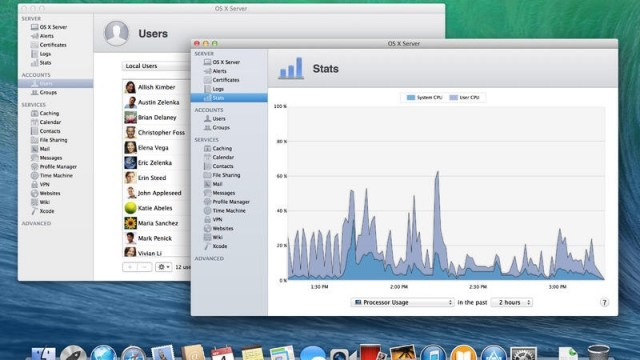 Apple Updates Its OS X Server, Further Improves iOS Deployment Services