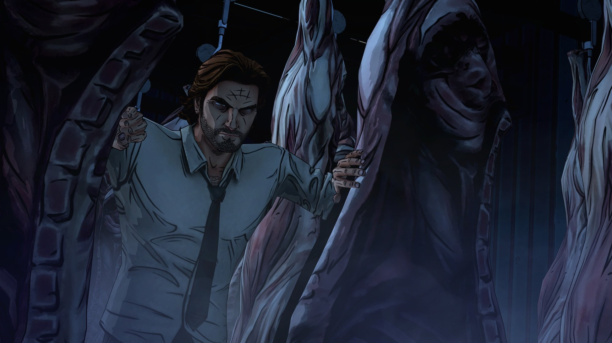 Screenshots From Episode 4 Of Telltale's The Wolf Among Us Hit The Web
