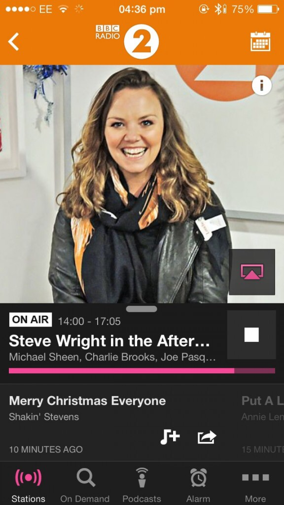 BBC's iPlayer Radio For iOS To Offer Downloads 'Later This Year'