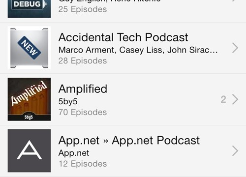 What Happened To Instacast? The Podcast App Will Be Back On The App Store Soon